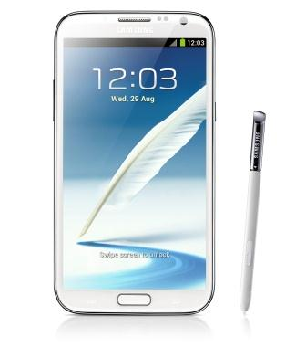Galaxy Note II, segunda geração do smartphone híbrido