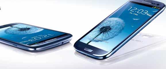 Smartphone Galaxy SIII traz as novas propostas de Samsung para sua identidade de design