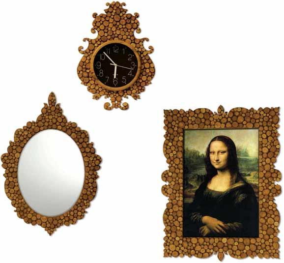 Linha de produtos Rococó concebida pelos designers da Crama Design Estratégico