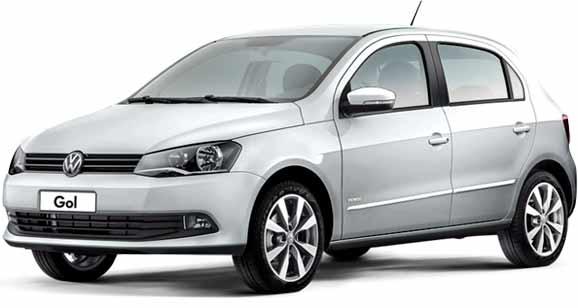 Gol 2013 com DNA do design global desenvolvido pela VW para a nova geração do GOL