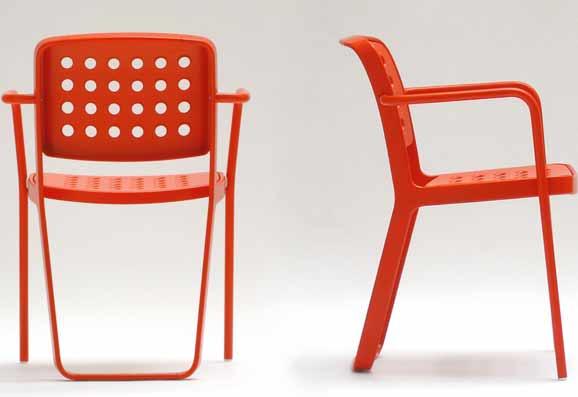 Criação dos designers britânicos britânico, Edward Barber e Jay Osgerby inserem a transversalidade no design