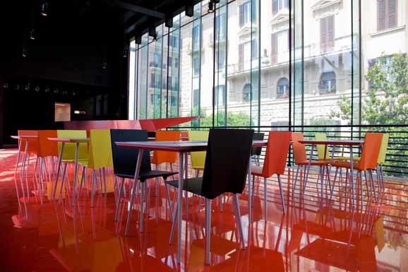 Ma Table et Ma Chaise, criações de Odile Decq que traduz o tema de inspiração da Maison & Objet 2013