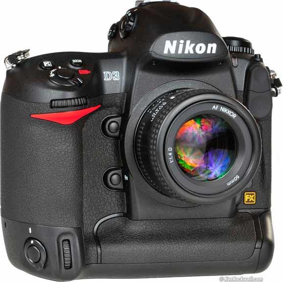 Os visitantes da mostra Giugiaro no MCB poderão ver em filme o processo criativo da Nikon D3