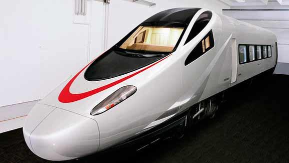 Os visitantes poderão acompanhar em filme o processo criativo dos Giugiaro em projetos o trem de alta velocidade ETR 600 Frecciargento