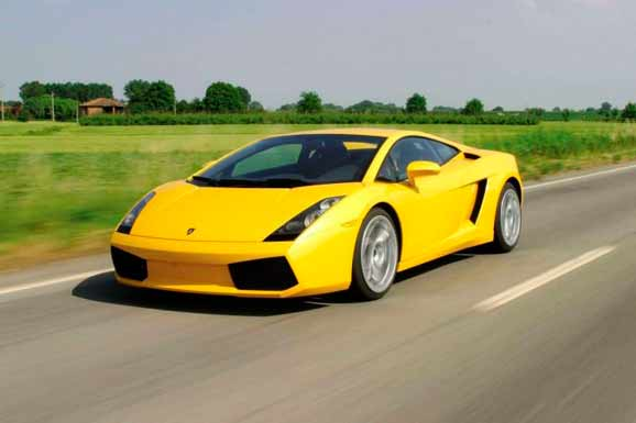 Lamborghini Gallaro 2002 traz nos seus traços a marca do design concebido pela Italdesign