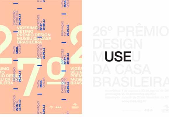 À esq.: Cartaz vencedor 27ª edição; à dir.: cartaz vencedor 26ª edição