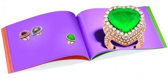 Catálogo criado para comemorar os dez anos da joalheria Emar Batalha traz visão contemporânea