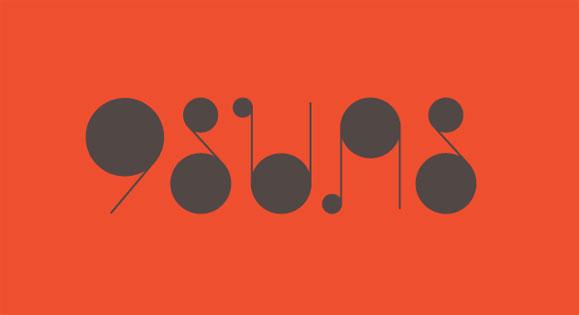 Inspirada em lenda chinesa Landor cria marca da Nine Suns que lembra notas musicais
