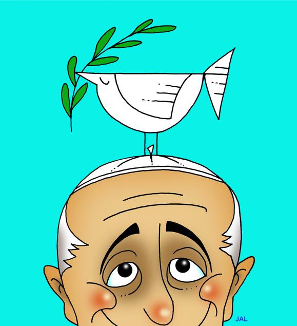Cartunista: José Alberto Lovetro (JAL)