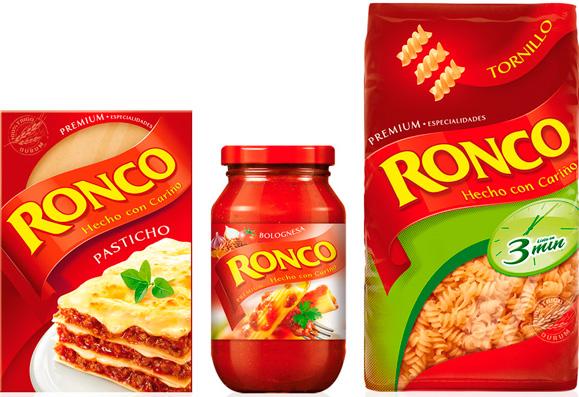 Produtos Ronco trazem embalagens redesenhadas pela Narita Design