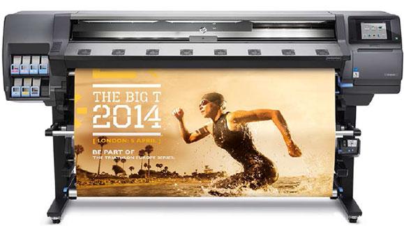 Impressora HP Latex 360 imprime com mais velocidade e qualidade e garante mais durabilidade