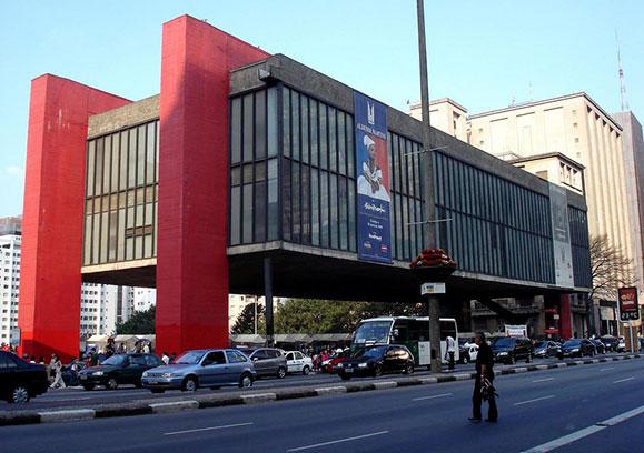 O MASP na Av. Paulista é o projeto arquitetônico mais importante de Lina Bo Bardi