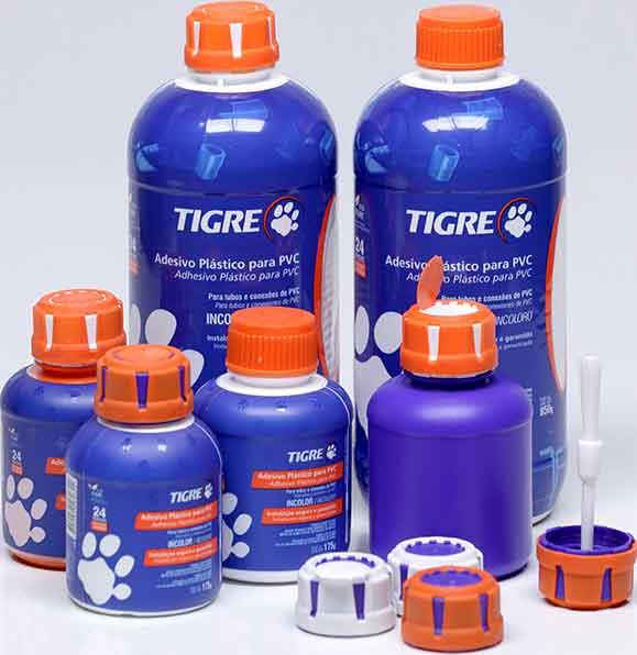 A tampa Top Seal criada pela empresa curitibana Incapack, que atua no mercado de embalagens plásticas há 23 anos