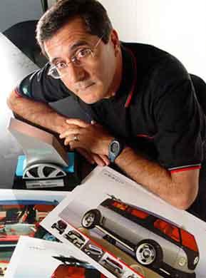 Luiz Alberto Veiga: 35 anos de experiência em design