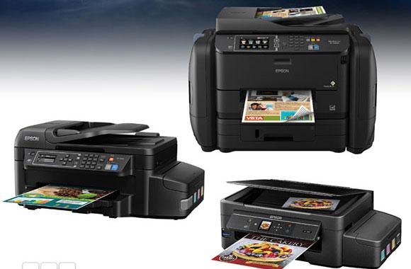 Impressoras EcoTank têm autonomia em tintas e baixo custo de impressão