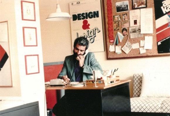 3ª edição da série Pioneiro do design brasileiro, abordando a obra de Fulvio Nanni