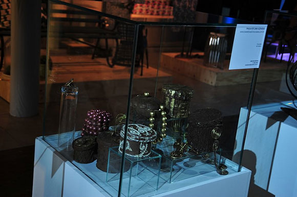 A novidade da Brazil S/A de 2015 ficou por conta da mostra paralela Design Food, que trouxe peças feitas a partir de alimentos