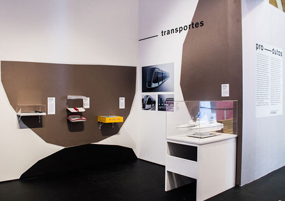 Soluções para transportes   mostram a visão dos designers brasileiros sobre o setor