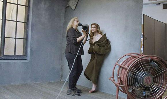 Making of de Natalia Vodianova - Top model russa, fundadora da instituição de caridade Naked Heart Foundation;